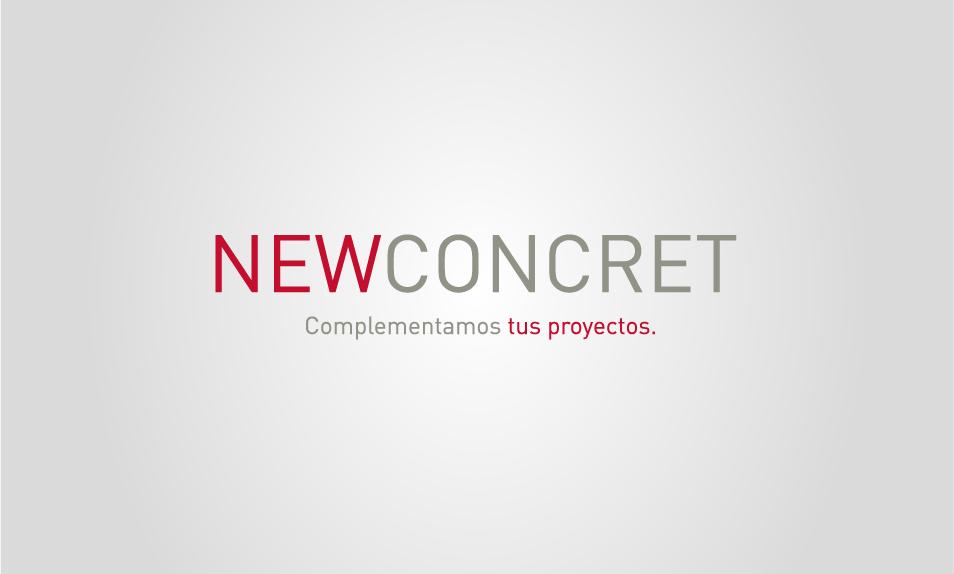 Logo NewConcret - Lonati