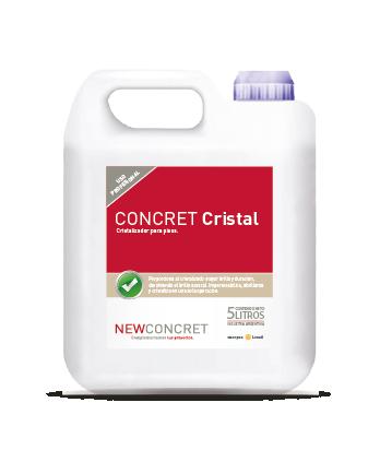 Concret Cristal | Cristalizador para pisos