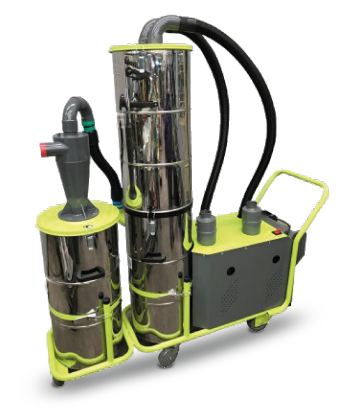 Aspiradora Gala T-8000-T-12000 | Newconcret Lonati